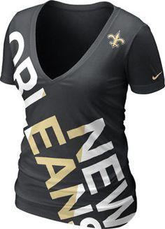Nike New Orleans Saints Women's Helmet Tri-Blend Tank Top - Gray/Black