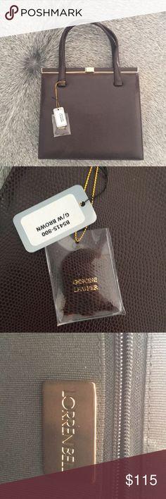 beautifully made lorren bell Bags Shoulder Bags Frame Bag, Hair Ornaments, Hermes Kelly, Louis Vuitton Damier, Costume Jewelry, Brown Leather, Shoulder Bags, Heaven, Handbags