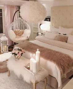 35 comfy living room decor ideas to relax 18 - Decor Life Style Bedroom Decor For Teen Girls, Cute Bedroom Ideas, Cute Room Decor, Girl Bedroom Designs, Room Ideas Bedroom, Bedroom Decorating Ideas, Young Adult Bedroom, Diy Bedroom, Bedroom 2018