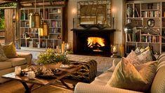 timbavati tanda tula safari camp lounge area Tanda Tula, Kruger National Park Safari, Tour Operator, Lounge Areas, Lodges, New Homes, House, Google Search, Home Decor