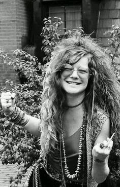 Happy Birthday , Janice Joplin, Born January 19.