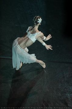 Polina Seminova at Mikhailovsky Theatre