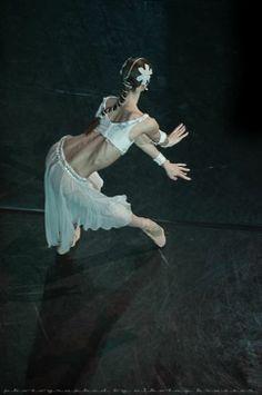 Polina Seminova at Mikhailovsky Theatre