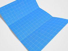 4A Paper Mock-up