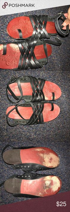 Free People Sandals Super cute shoes, willing to negotiate. Free People Shoes Sandals