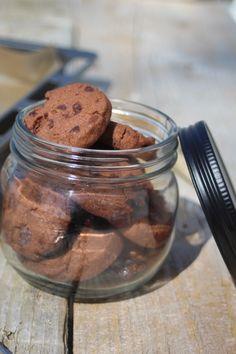 Paulas Frauchen: JumboChocolate Cookies
