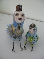 More Art Dolls....