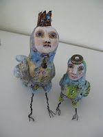 More Art Dolls....
