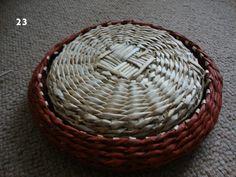 Tejiendo periódicos.  Vase a granel para las frutas (21) (700x525, 295Kb)