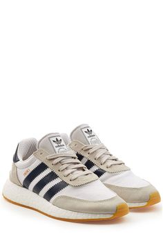 uk availability 0a65e 2a9d9 ADIDAS ORIGINALS Iniki Sneakers With Suede.  adidasoriginals  shoes   White  Shoes Men,