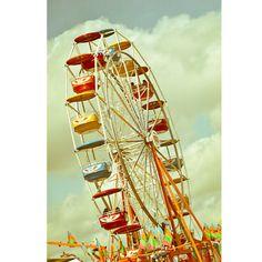 Yesterday's Fair by Carla Dyck