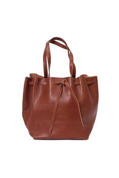 Kano shoulder bag brown via Moyi Moyi. Click on the image to see more!