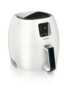 Home :: Kitchen Appliances :: Small Kitchen Appliances :: Fryers & Grillers :: Philips Avance Collection Airfryer XL - White How To Make Oil, Food To Make, Specialty Appliances, Kitchen Appliances, Cooking Appliances, Cooking Gadgets, Kitchen Gadgets, Kitchens, Air Deep Fryer