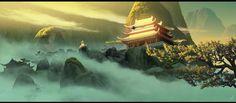 kung fu panda 3 art - Google Search