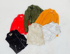 #jackets #capispalla #giubbino #primaveraestate #collezione #saldi #sale #abbigliamentodonna #colors