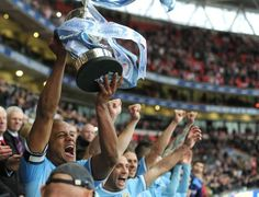 Man City wins League Cup, seeks further trophies - Yahoo Sports Malaysia