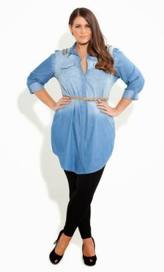 Plus size outfit inspiration 108
