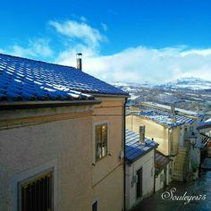 Scorcio dal mio balcone - Via Municipio - Tito (PZ)