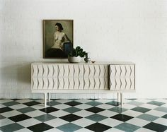 1000 images about on pinterest tile floors and art deco tiles - Tegel credenza ...