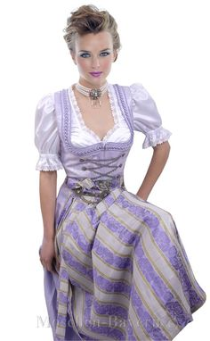 Love the colors in this! -  dirndl