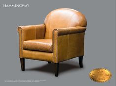 Chesterfield Chair, Armchair, Couch Furniture, Golden Oak, Leather Sofa, Tub Chair, Sofas, Accent Chairs, Classic