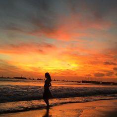 Jimbaran BeachBali [OC][1080x1080]