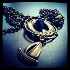 Life   Saver Bronze necklace by MAYOULEE   Accessories