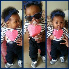 My baby girl Payton 4 months