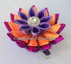 Wedding Accessories: hair decoration Brooch bouquet by LIKKO