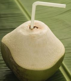Young Coconut Water... Its natures miracle for anyone who likes to work out. Also known in the Phils as Buko PURE! What we tell pregnant women to drink when they have a UTI. I buy mine at the market, and it looks just like the picture.