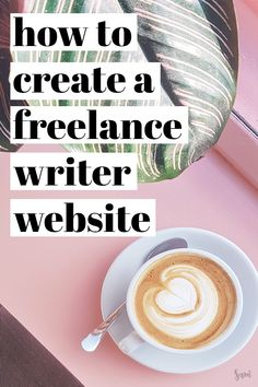 If you're a freelance writer, you need a freelance writer website. Here's how to create your own in just a few steps along with tips for optimizing your freelancer website to convert more clients. College Dorm Essentials, College Hacks, College Checklist, Make Money Writing, Writing Advice, Writing Courses, Girl College Dorms, College Students, Make Money Online