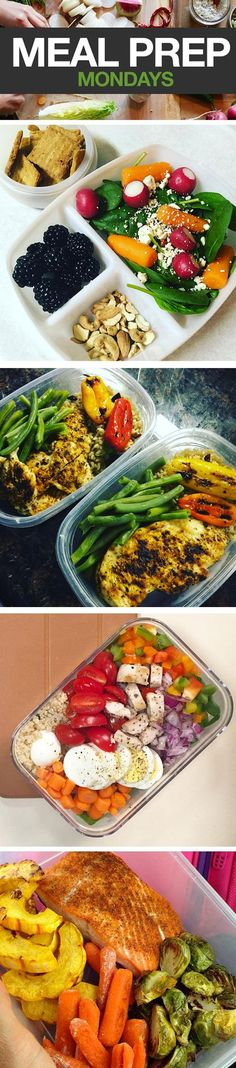 Running out of meal prep ideas? Get inspired by these creative lunches and dinners! // Meal Prep Monday // nutrition // food // inspiration / fitspo // eat clean // healthy recipes // fit fam // beachbody // beachbody blog