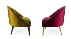 NESSA Chair Koket Love Happens http://www.bykoket.com/guilty-pleasures/upholstery/nessa-chair.php
