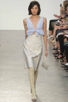 Thakoon ready-to-wear spring/summer '14