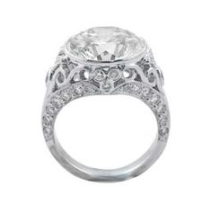 Solitaire Engagement Rings Oval Cut 48