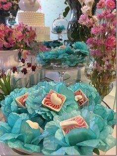 Chá de Panela Floral Cuidar dos detalhes de um Chá de Panelas é sempre um prazer. As amigas se empolgam de verdade e capricham mesmo, né?
