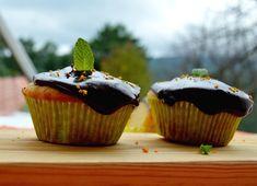 Cupcakes de Laranja - http://gostinhos.com/cupcakes-de-laranja/