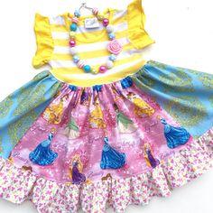 Disney Princess dress Disney on Ice Cinderella by momiboutique