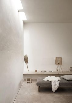 - Cozy Home interior Modern - Small Home interior Design Toilets - Luxury Home interior Stone Walls Minimalist Interior, Minimalist Home, Modern Interior Design, Interior Design Inspiration, Interior Styling, Interior Architecture, Interior Sketch, Studio Interior, Minimalist Bedroom