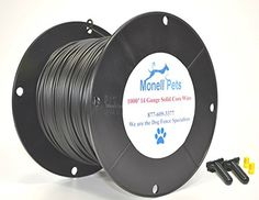 14 Gauge Superior Pro Heavy Duty Superior Pro Dog Fence Wire 1000 Ft ** Want to know more, click on the image.