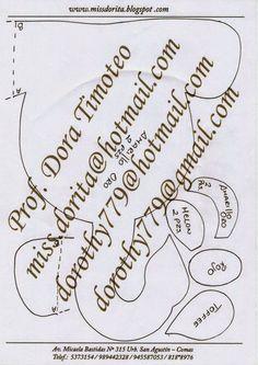 ARTE COM QUIANE - Paps,Moldes,E.V.A,Feltro,Costuras,Fofuchas 3D: Molde Latinha decorada de e.v.a