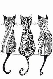 pictures and drawings of cats - Google Search