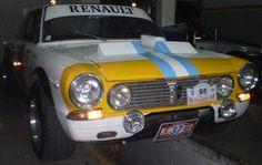 Auto Renault IKA Coupé Torino 380 W Misión Argentina