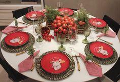 Prepare a casa para pizza com amigos Como montar uma mesa que celebra a redonda