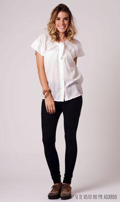 Camisa April y pantalón Alanis