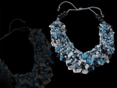 A striking necklace by BRizzy's collection is fit for you. Exotic, Crochet Necklace, Fit, How To Wear, Collection, Jewelry, Look, Fashion, Crochet Collar