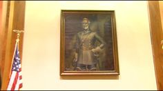 FORT MYERS -- Lee County NAACP wants Confederate uniform removed from Robert E. Lee portrait hanging in county commission chamber. (so...he'd be naked?) (July 2015)