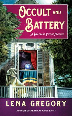 A murder mystery weekend becomes a little too real in the latest Bay Island Psychic Mystery from the author of Occult and Battery—