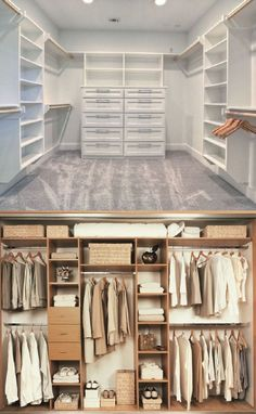 Closet Layout 83809243053304815 - Best 20 Inspiring Closet Design Ideas to Steal – MOOLTON Source by juliemorff Master Closet Design, Walk In Closet Design, Master Bedroom Closet, Closet Designs, Master Closet Layout, Bathroom Closet, Master Bedrooms, Design Bedroom, Bedroom Ideas