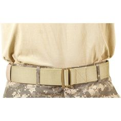 BlackHawk Universal BDU Belt, Size Up to 52 inches, Coyote Tan